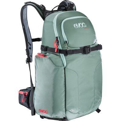 Für weitere Info hier klicken. Artikel: EVOC Rucksack CAMERA PACK 18L olive