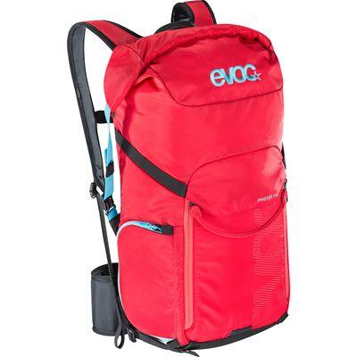 Für weitere Info hier klicken. Artikel: EVOC Rucksack PHOTOP 16L red