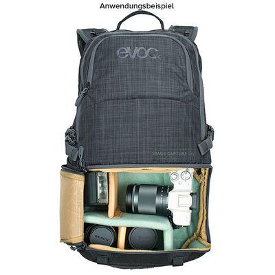 Für weitere Info hier klicken. Artikel: EVOC Rucksack SPORTIVE - CSC LINE STAGE CAPTURE 16L heather carbon grey