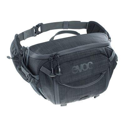 Für weitere Info hier klicken. Artikel: EVOC Tasche SPORTIVE - CSC LINE HIP PACK CAPTURE 7L heather carbon grey
