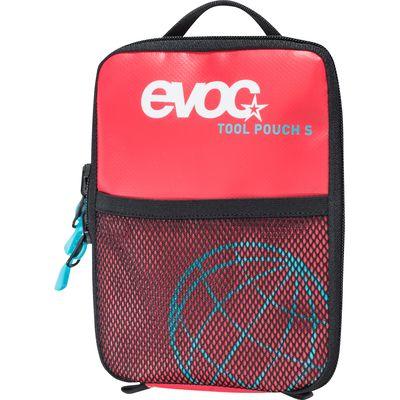 Für weitere Info hier klicken. Artikel: EVOC Zubehörtasche TOOL POUCH 0.6L S red