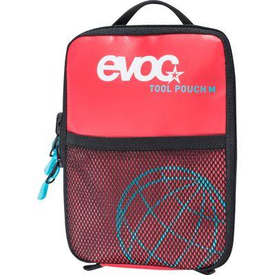 Für weitere Info hier klicken. Artikel: EVOC Zubehörtasche TOOL POUCH 1L M red