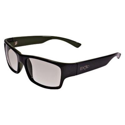 Für weitere Info hier klicken. Artikel: EX3D 3D-Brille Men klassisch schwarz-grün