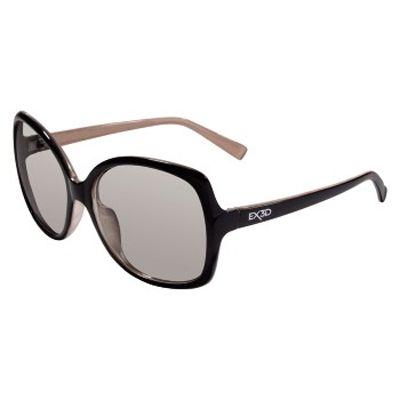 Für weitere Info hier klicken. Artikel: EX3D 3D-Brille Woman klassisch schwarz-beige