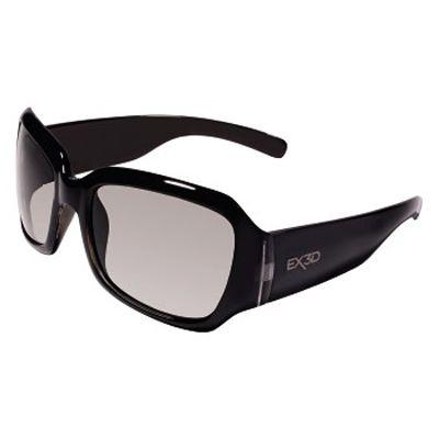 Für weitere Info hier klicken. Artikel: EX3D 3D-Brille Woman sportlich schwarz-braun