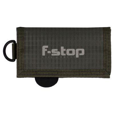 Für weitere Info hier klicken. Artikel: F-stop Flash Card Wallet olive