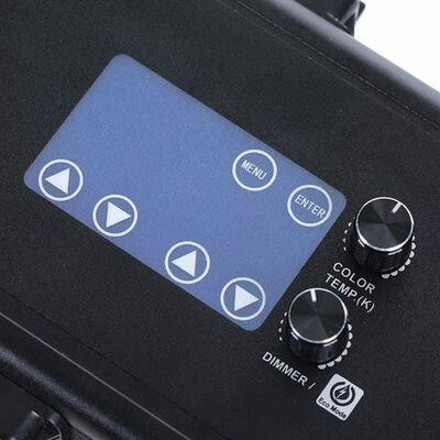 Für weitere Info hier klicken. Artikel: Falcon Eyes Bi-Color LED Lampe Dimmbar BL-30TD