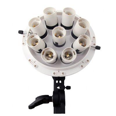 Für weitere Info hier klicken. Artikel: Falcon Eyes Lamp mit Octabox 80cm LHD-B928FS 9x28W und 5x85W