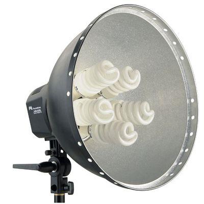 Für weitere Info hier klicken. Artikel: Falcon Eyes Lamp + Reflektor 40cm LHD-5250F 5x28W