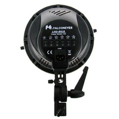 Für weitere Info hier klicken. Artikel: Falcon Eyes Lamp + Softbox 60x60cm LHD-B628FS 6x28W