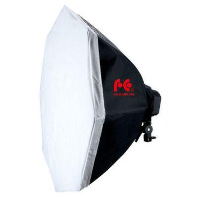 Für weitere Info hier klicken. Artikel: Falcon Eyes Lampe + Octabox 120cm LHD-B655FS 6x55W