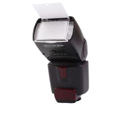 Für weitere Info hier klicken. Artikel: Falcon Eyes TTL Speedlite Kamerablitz DHV-118AZ-C für Canon Canon