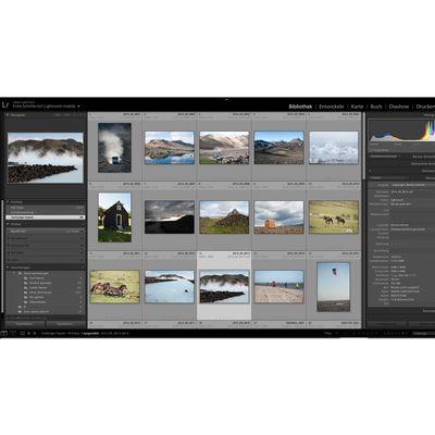 Für weitere Info hier klicken. Artikel: Adobe Lightroom Grundlagen 12.10.19
