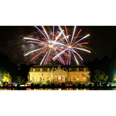 Für weitere Info hier klicken. Artikel: Lichterfest: Benrather Schloss 13.07.19
