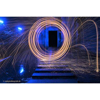 Für weitere Info hier klicken. Artikel: Nachts im Landschaftspark Duisburg 05.10.19