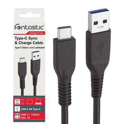 Für weitere Info hier klicken. Artikel: Fontastic USB C Kabel 3.1 schwarz