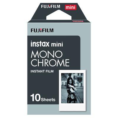 Für weitere Info hier klicken. Artikel: Fujifilm Instax mini Film Monochrome für 10 Aufnahmen