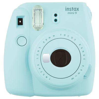 Für weitere Info hier klicken. Artikel: Fujifilm Sofortbildkamera Instax mini 9 eisblau
