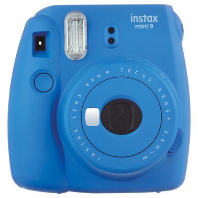Für weitere Info hier klicken. Artikel: Fuji Sofortbildkamera Instax mini 9 kobaltblau