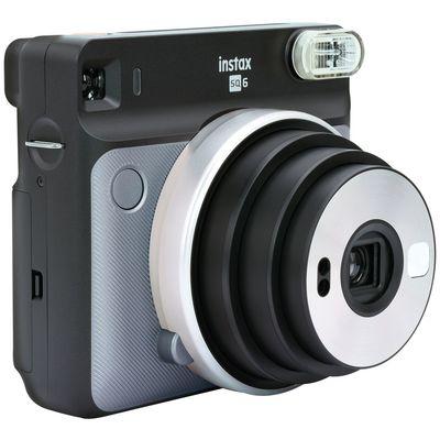 Für weitere Info hier klicken. Artikel: Fujifilm Sofortbildkamera Instax SQUARE SQ6 graphit grey
