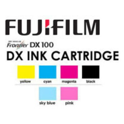 Für weitere Info hier klicken. Artikel: Fujifilm Tinte für Dry Minilab Frontier-S DX 100 yellow