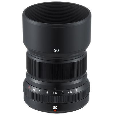 Für weitere Info hier klicken. Artikel: Fujifilm XF 50mm f/2,0 R WR schwarz Fujifilm X