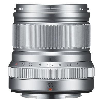 Für weitere Info hier klicken. Artikel: Fujifilm XF 50mm f/2,0 R WR silber Fujifilm X