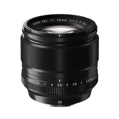 Für weitere Info hier klicken. Artikel: Fujifilm XF 1,2/56 R schwarz Fujifilm X