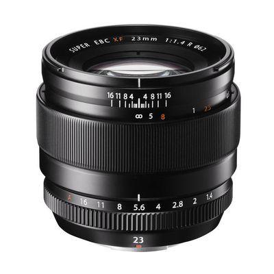 Für weitere Info hier klicken. Artikel: Fujifilm XF 23mm f/1,4 R schwarz Fujifilm X