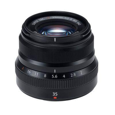 Für weitere Info hier klicken. Artikel: Fujifilm XF 35mm f/2,0 R WR schwarz Fujifilm X