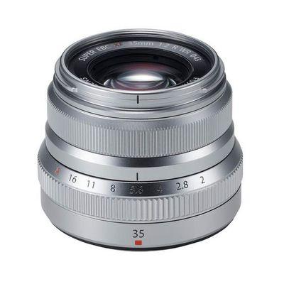 Für weitere Info hier klicken. Artikel: Fujifilm XF 35mm f/2,0 R WR silber Fujifilm X