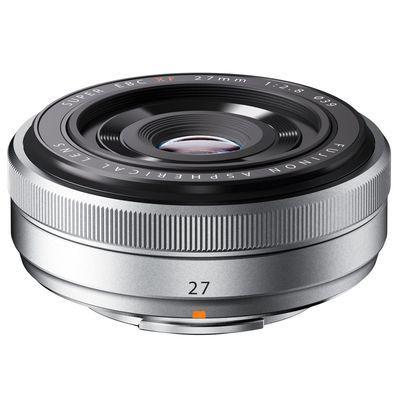 Für weitere Info hier klicken. Artikel: Fujifilm XF 2,8/27 silber Fujifilm X