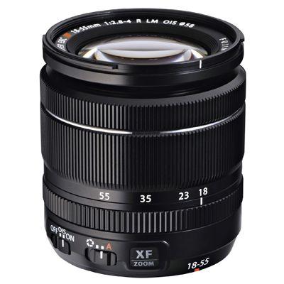 Für weitere Info hier klicken. Artikel: Fujifilm XF 2,8-4,0/18-55 R LM OIS schwarz Fujifilm X