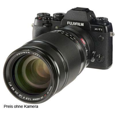 Für weitere Info hier klicken. Artikel: Fujifilm XF 50-140mm f/2,8 R LM OIS WR Fujifilm X
