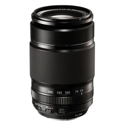 Für weitere Info hier klicken. Artikel: Fujifilm XF 3,5-4,8/55-200 R LM OIS schwarz Fujifilm X