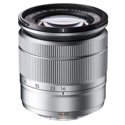 Für weitere Info hier klicken. Artikel: Fujifilm XF 3,5-5,6/16-50 XC OIS silber Fujifilm X