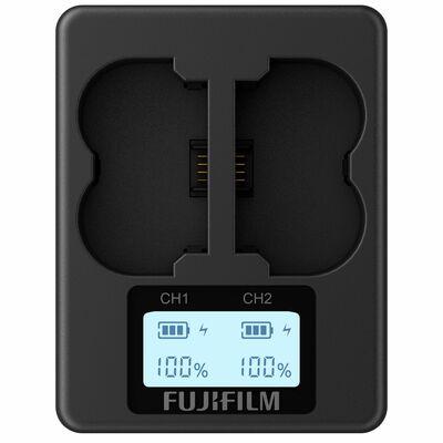 Für weitere Info hier klicken. Artikel: Fujifilm Doppel-Ladegerät BC-W235