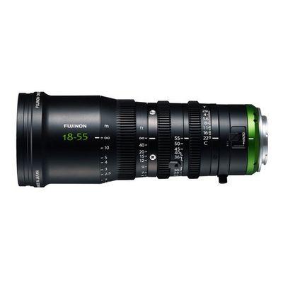 Für weitere Info hier klicken. Artikel: Fujifilm Fujinon MK18-55mm T2.9 Sony E-Mount