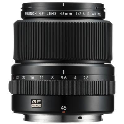Für weitere Info hier klicken. Artikel: Fujifilm GF 45mm f/2,8 R WR schwarz Fujifilm Mittelformat