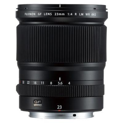 Für weitere Info hier klicken. Artikel: Fujifilm GF 4/23 R LM WR schwarz Fujifilm Mittelformat
