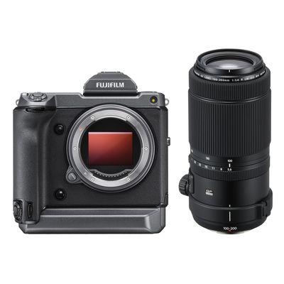 Für weitere Info hier klicken. Artikel: Fujifilm GFX 100 + GF 100-200mm f/5,6 R LM OIS WR