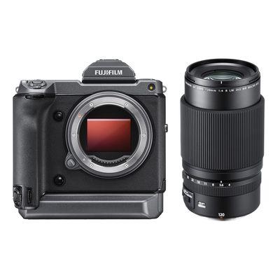 Für weitere Info hier klicken. Artikel: Fujifilm GFX 100 + GF 120mm f/4,0 R L WR Makro