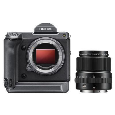 Für weitere Info hier klicken. Artikel: Fujifilm GFX 100 + GF 45mm f/2,8 R WR
