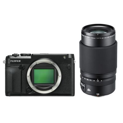 Für weitere Info hier klicken. Artikel: Fujifilm GFX 50R+ GF 120mm f/4,0 R L WR