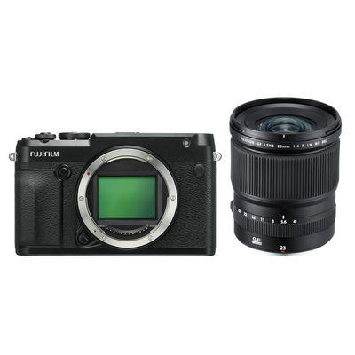 Für weitere Info hier klicken. Artikel: Fujifilm GFX 50R + GF 23mm f/4,0 R LM