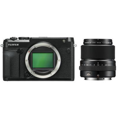 Für weitere Info hier klicken. Artikel: Fujifilm GFX 50R + GF 45mm f/2,8 R WR