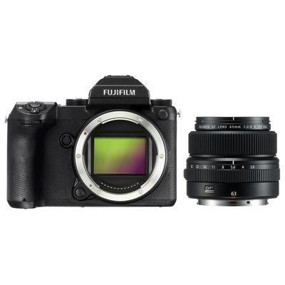 Für weitere Info hier klicken. Artikel: Fujifilm GFX 50S + GF 2,8/63 R WR
