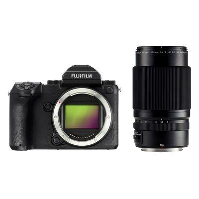 Für weitere Info hier klicken. Artikel: Fujifilm GFX 50S + GF 4/120 R LM OIS WR Macro
