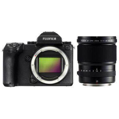 Für weitere Info hier klicken. Artikel: Fujifilm GFX 50S + GF 4/23 R LM WR