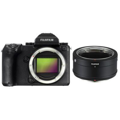 Für weitere Info hier klicken. Artikel: Fujifilm GFX 50S + H-Mount Adapter G